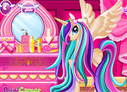 Princesa Celestia Hair Day