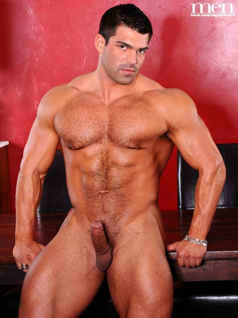 Vince Ferelli Hairy