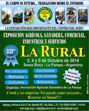 88º Exposición Rural Santa Rosa (LP)