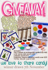 Pan pastels Mega Giveaway!