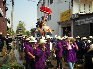 Si Satchanalai Elephant Festival