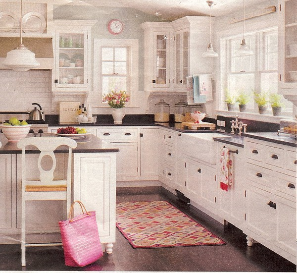 Kitchen Inspiration White Cabinets: SEM Interiors : Remodel 2012 :: Nothing Like A Little