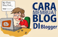 Cara Membuat Website di Blogger
