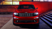 2014 Jeep® Grand Cherokee SRT front