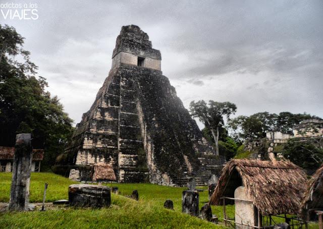 templo del jaguar tikal