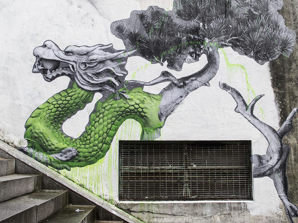 Perfect Ludo brings a series of Dragons and Bonsais in Hong Kong
