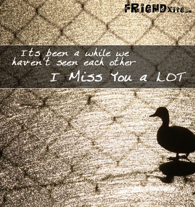 I Miss You Friend Poems I miss you friendship poem