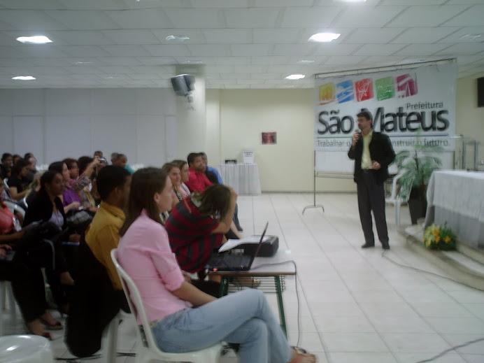 II Conf. Munic. de SAN de São Mateus - 04 de agosto/2011