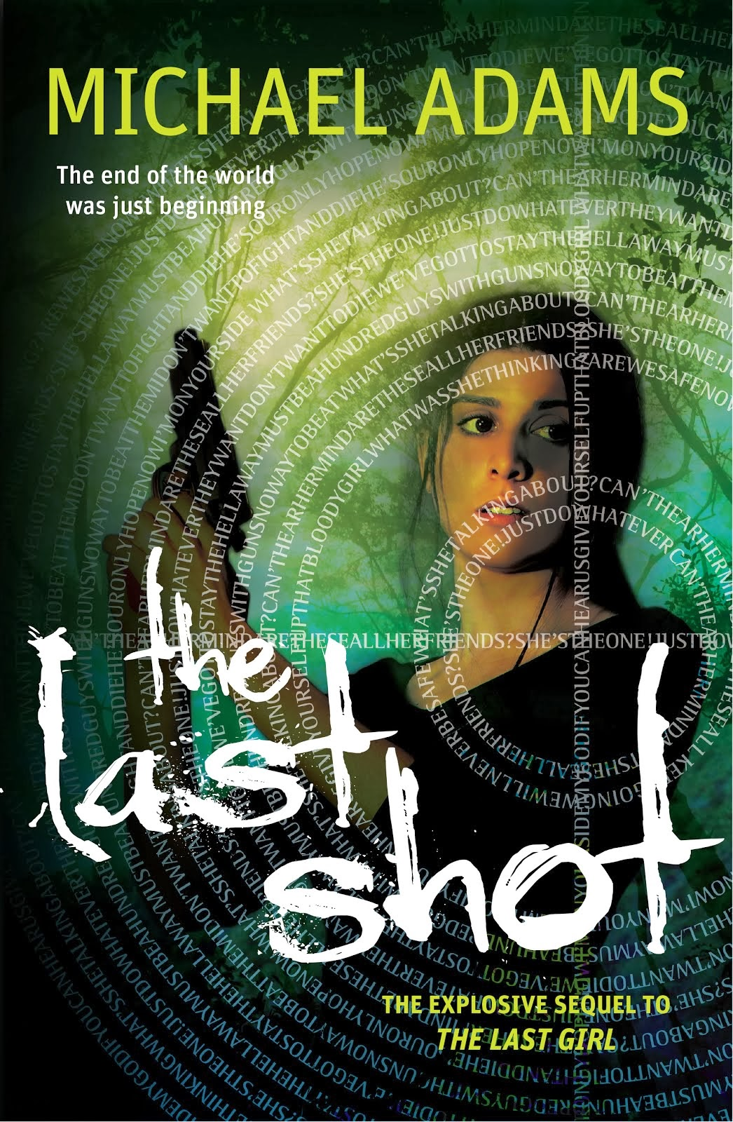 Win 1 of 3 copies of 'The Last Shot' by Michael Adams