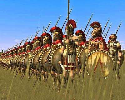 Lince pasa y conoce las diferencias entre Atenas y Esparta