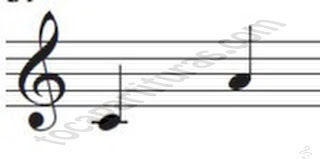 21 Tutorial Aprender a Improvisar Capítulo 8 Ejemplo de intervalo de intervalo de sexta mayor
