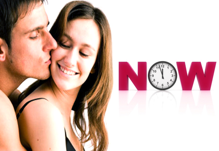 What is the perfect time of trying to get pregnant?