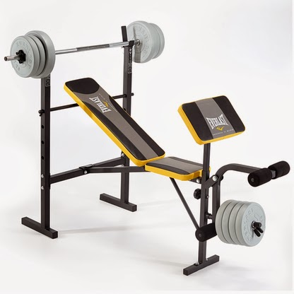 Pure Fitness And Sports New Everlast Weight Benches