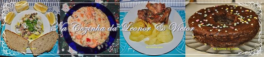 Na Cozinha da Leonor & Victor