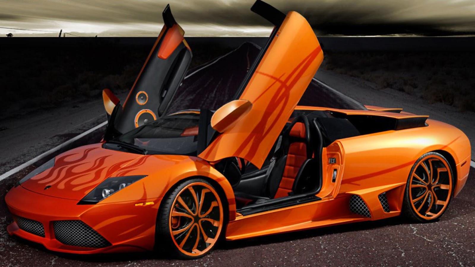 Lamborghini Car Stylish HD Image