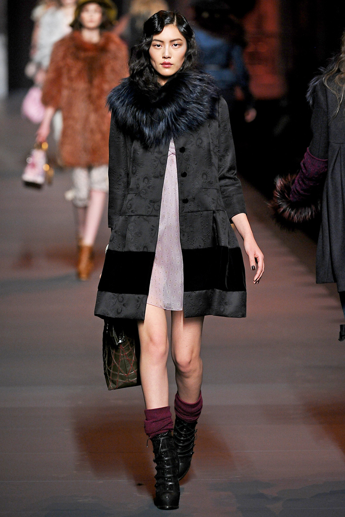 Christian Dior Fall/Winter 2011 accessories / ankle boots trend report