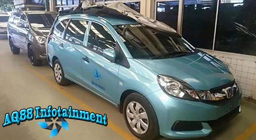 Agen Capsa Susun - Honda Mobilio Bakal Armada Baru Taksi Blue Bird