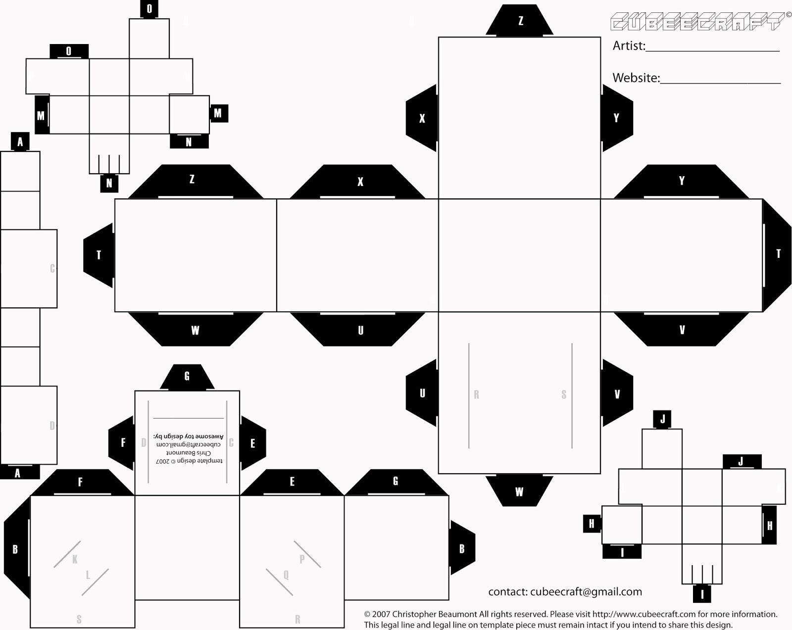 Que Son Los Cubeecrafts? | Cubeecraft!!! De todo!!!