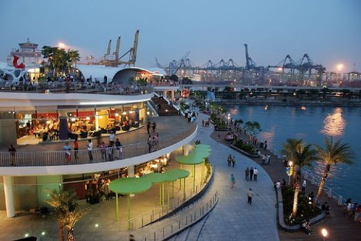 Stroevanka Free Life Style Vivo City Singapores Largest