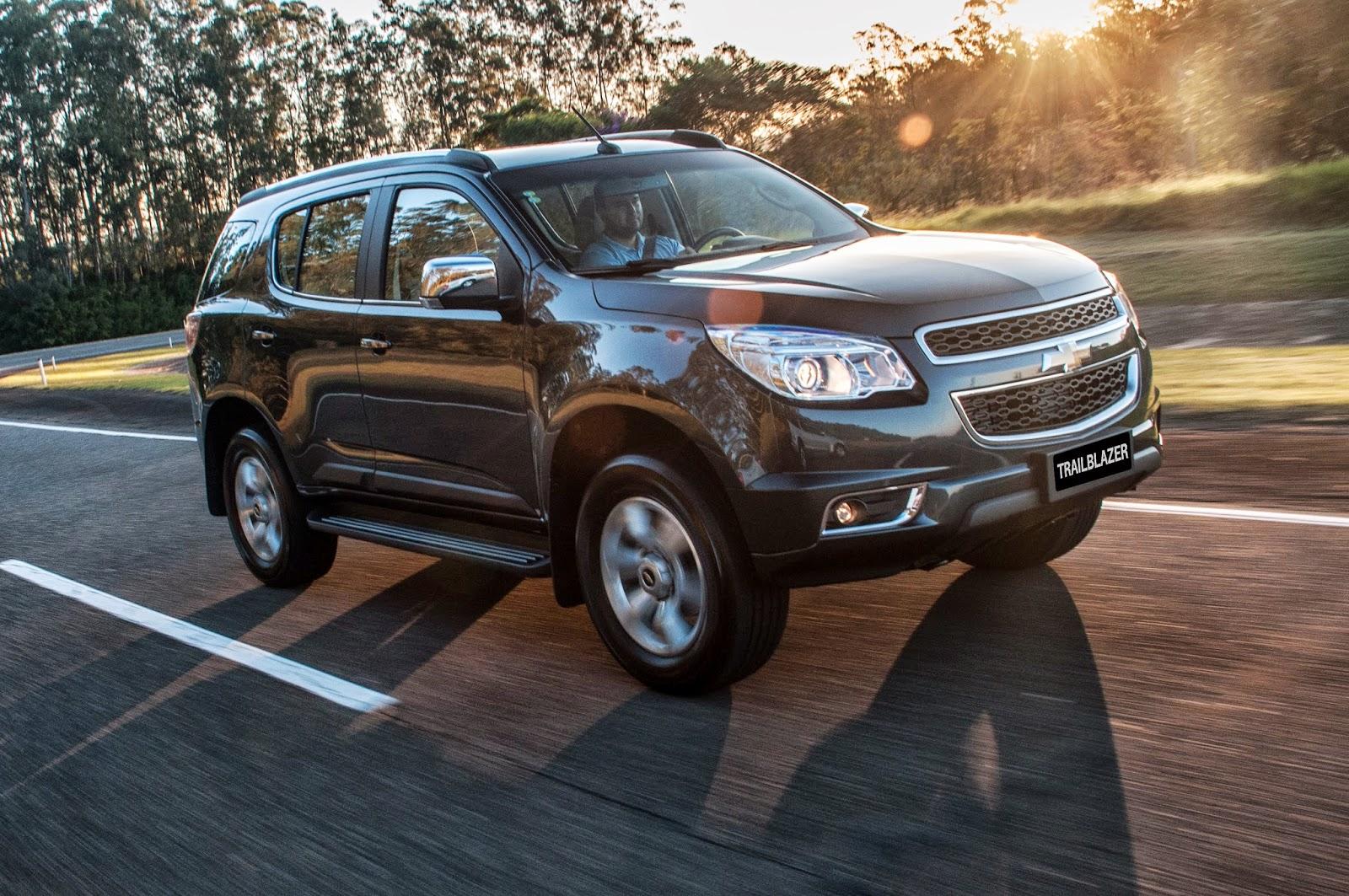 Chevrolet ya lanzo la s10 2014 con su actualizado motor de 200cv pero su hermana carrozada la trailblazer todav a se sigue ofreciendo en versi n 2013 en