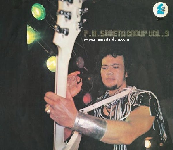 Album Soneta Volume 9 - Begadang 2 (1978)