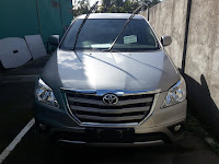 Toyota INNOVA G MANUAL