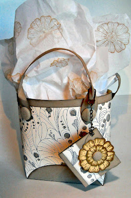 Creations by AR Haute Tote - designer Lisa Somerville