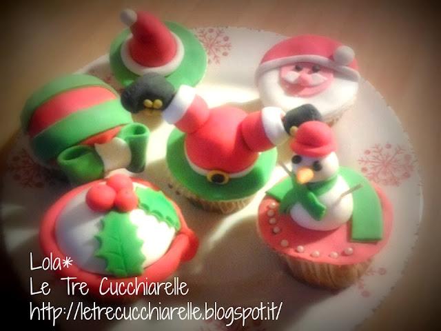 cupcakes natalizi!