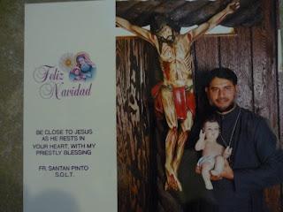 Fr. Santan Pinto