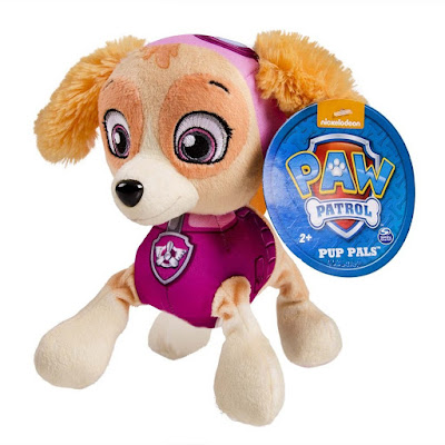 TOYS : JUGUETES - PAW PATROL : La Patrulla Canina Skye : Peluche 20 cm Producto Oficial Serie Television 2015 | Bizak | A partir de 2 años Comprar en Amazon España