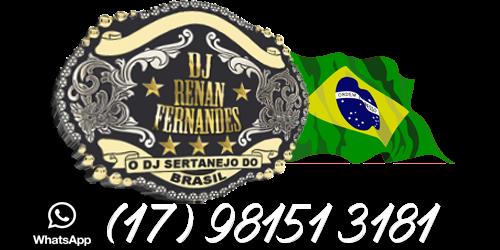 DJ RENAN FERNANDES - O DJ SERTANEJO DO BRASIL