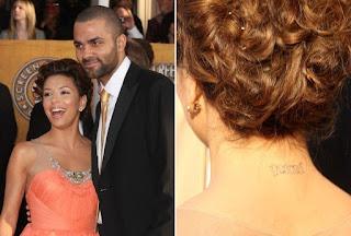 Eva Longoria Tattoo Removed