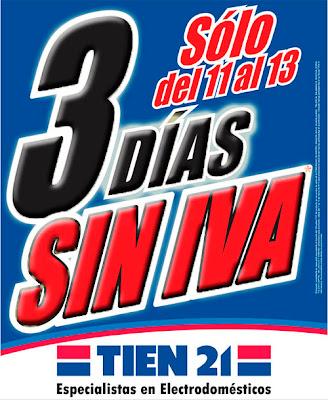 Día sin IVA Tien 21 2013