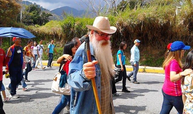 EL TIEMPO  MARCHA A NUESTRO  FAVOR