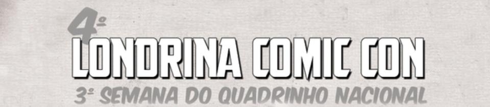 Londrina Comic Con  Diário de Produção