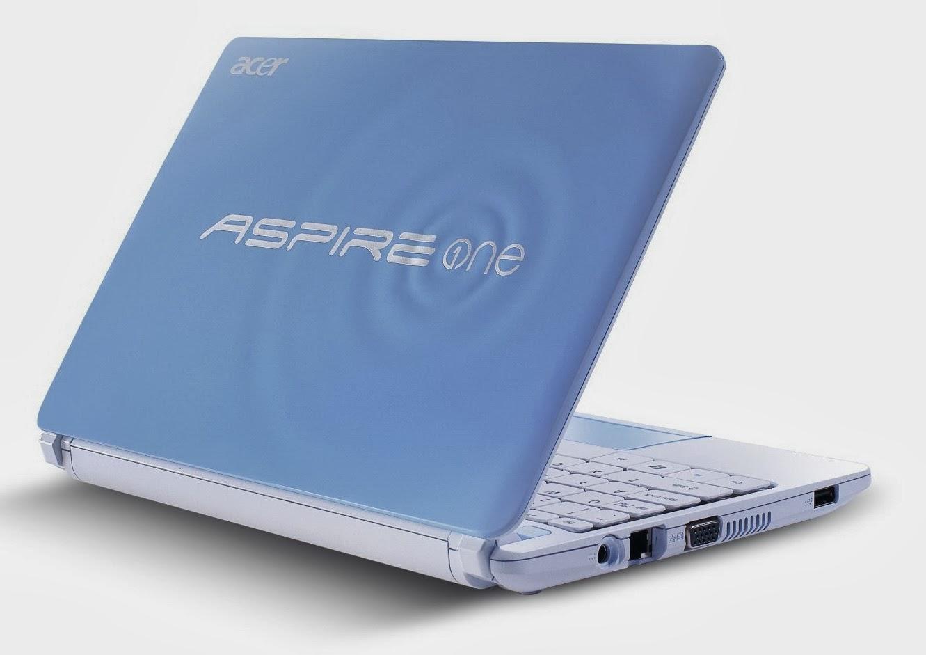 laptop Acer Aspire One Happy