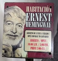 CLICK ON THE PHOTO FOR THE WEBSITE HEMINGWAYCUBA.COM