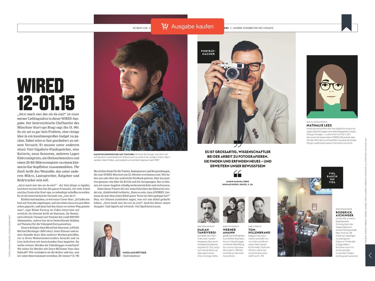 TOUCH Magazine\