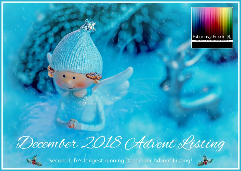 Fab Free Advent Listing