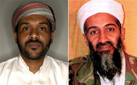 Osama in laden captured. Osama bin Laden: quot;I would