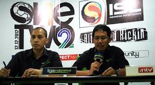 PT Liga Rilis Gruping Inter Island Cup 2012