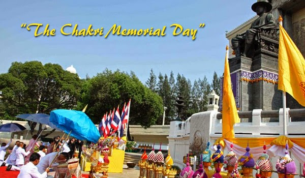 Chakri Memorial Day 2014