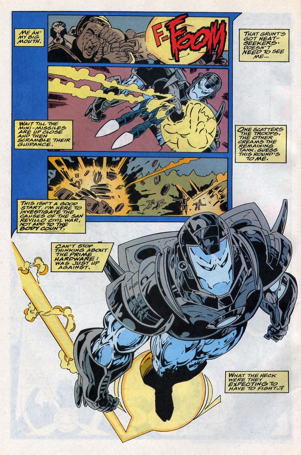 Force Works Issue #12 #12 - English 29