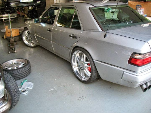w124 brabus garage