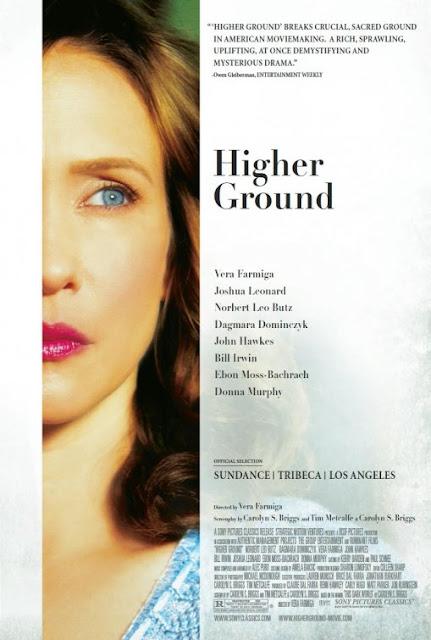 Caratula de Higher Ground