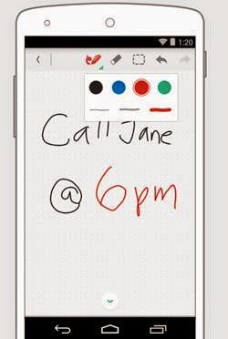Awesome Note Making Android Apps on The Go