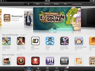iOS 6 app Store