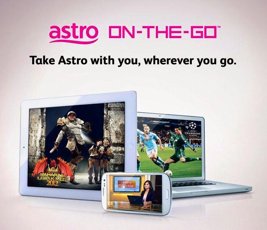 AstroHDUniverse terbaru secara percuma sehingga 28 Februari