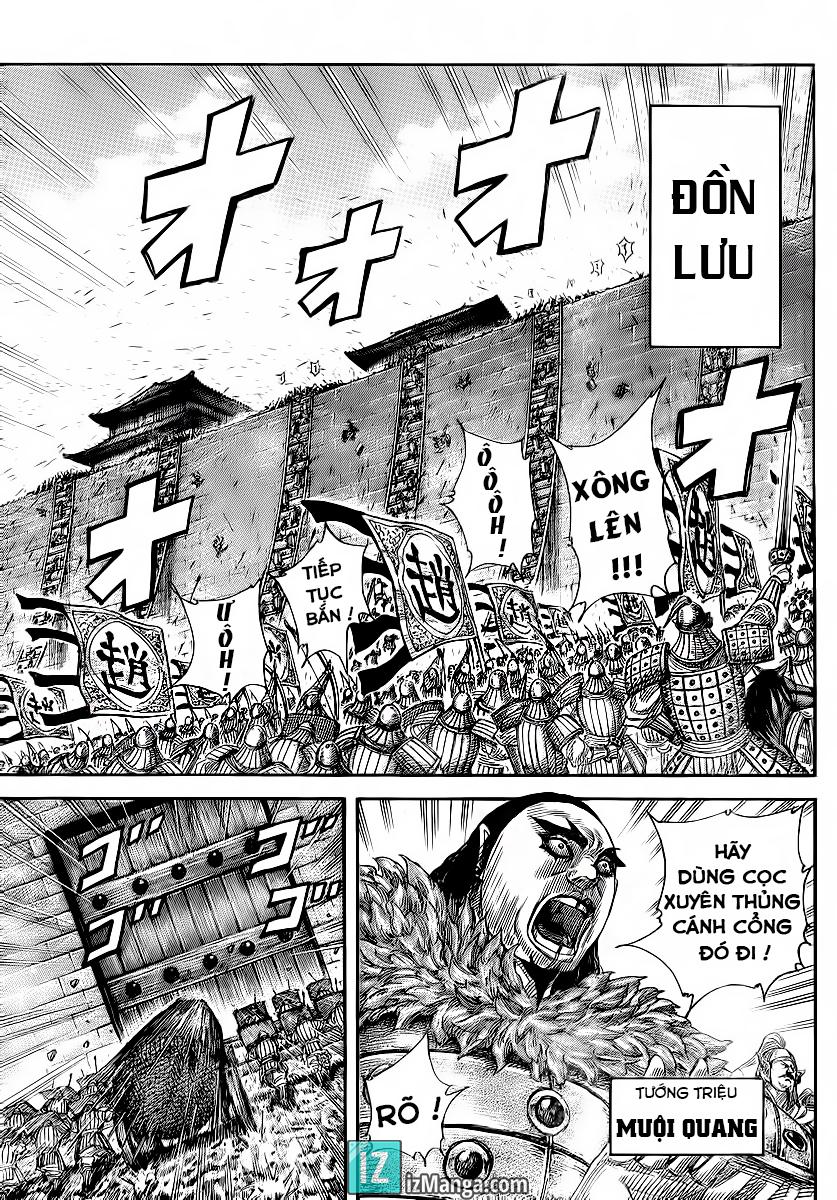 Kingdom – Vương Giả Thiên Hạ (Tổng Hợp) chap 370 page 15 - IZTruyenTranh.com