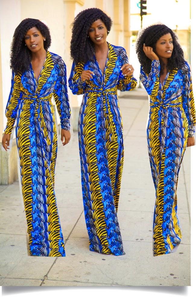 Vestido da moda longo